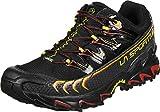 La Sportiva Scarpe da escursionismo Ultra Raptor GTX, Nero/Giallo