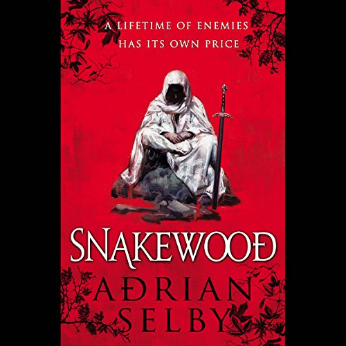 Snakewood audiobook cover art