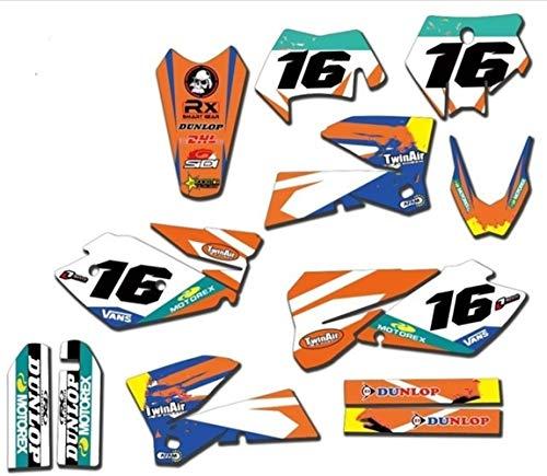 Imagen de Adhesivo KTM Zdcdy por menos de 85 euros.