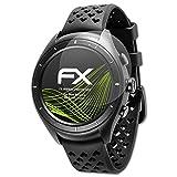 atFoliX Protettore Schermo compatibile con New Balance NB RunIQ Watch Pellicola a specchio, effetto specchio FX Specchio Pellicola protettiva