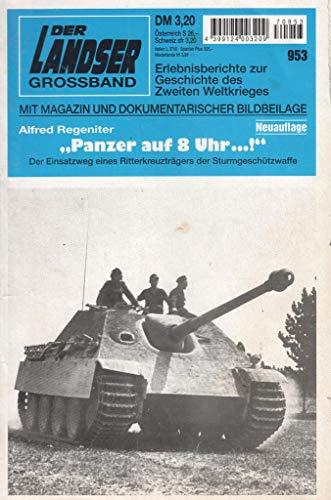 Der Landser Grossband 0953 Panzer auf 8 Uhr...!