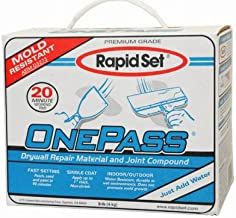 CTS CEMENT MANUFACTURING 701020009 9 lb One Pass Compound