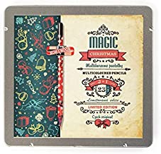 Koh-I-Noor 8774024005PL Woodless Coloured Magic Pencil Set