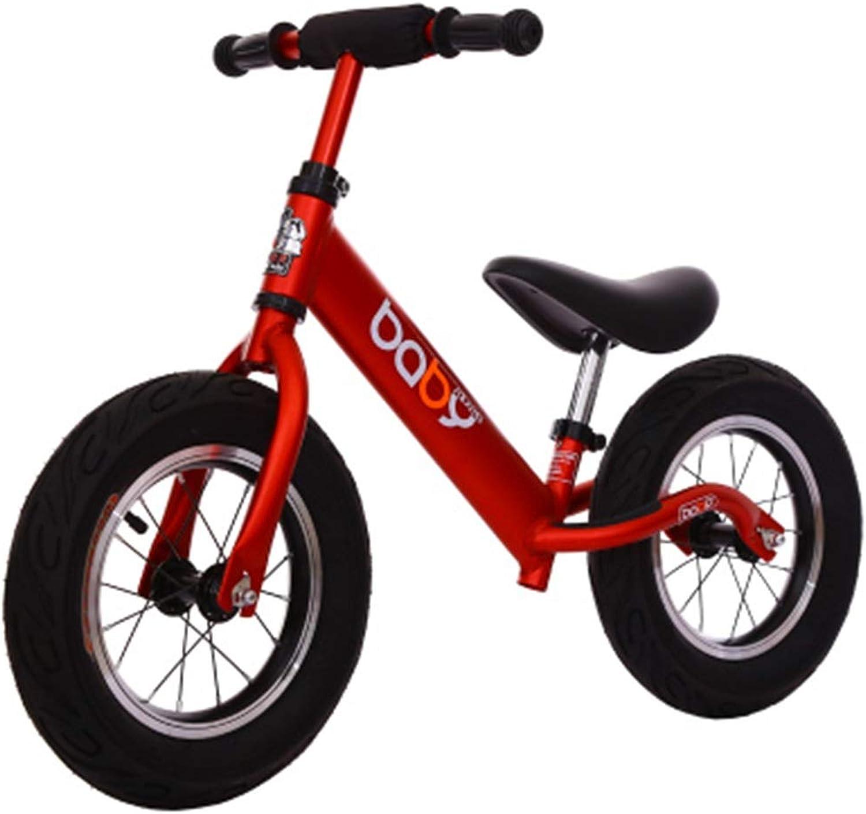 Venta barata FFAJ Equilibrio para Niños Cochero Deslizante Deslizante Deslizante Coche bebé Niño 2-3-6 años Juguete yo Coche Scooter (Color   rojo)  mejor opcion