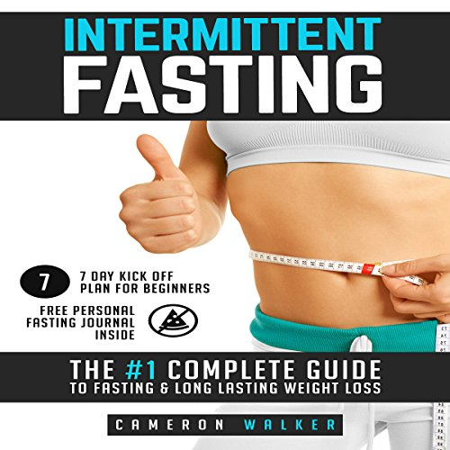 Intermittent Fasting Audiobook By Cameron Walker Audible Com