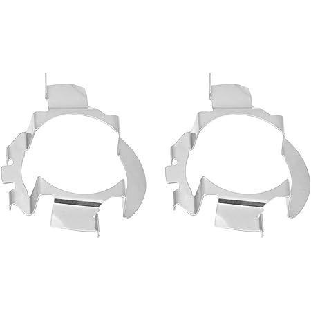 H7 Scheinwerfer Lampenhalter Adapter 1 Paar Led Scheinwerfer Adapter Lampenhalter Auto