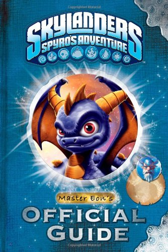 Master Eon's Official Guide [With Poster] (Skylanders Universe)