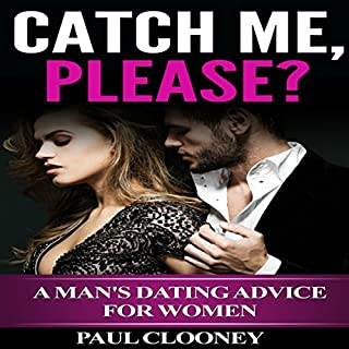 Catch Me, Please? audiobook cover art