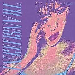 相谷レイナ「Translucent」の歌詞を収録したCDジャケット画像