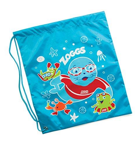 Zoggs Jungen-Rucksack, blau, Größe M