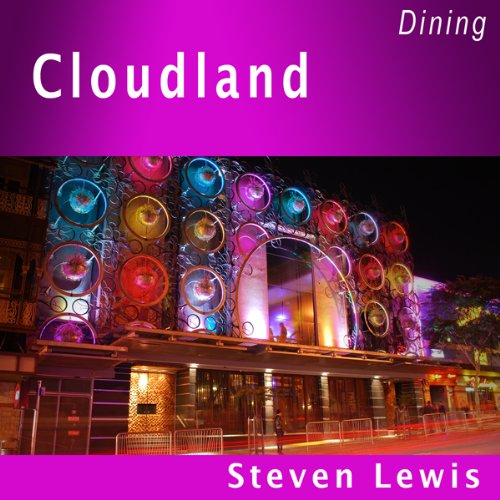 Cloudland, Brisbane audiobook cover art