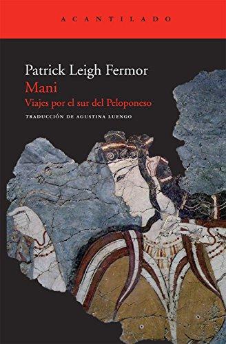 Mani: Viajes por el sur del Peloponeso: 209 (El Acantilado)