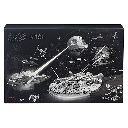 Hasbro Star Wars The Black Series Risiko Spiel