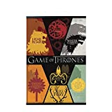 Erik Magnetische Posterleiste mit Poster - Game of Thrones