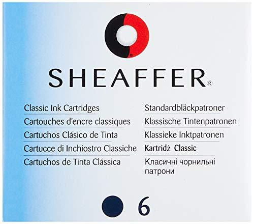 Sheaffer Füllhalter Tintenpatronen Sheaffer Skrip Classic Blau-Schwarz