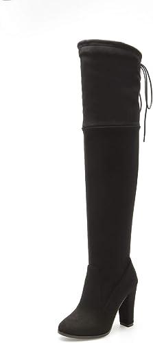 1TO9 MNS03201, Sandales Compensées Femme - - - Noir - Noir, 36.5 EU 11f