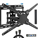 BLUE STONE Full Motion TV Wall Mount Bracket with Sliding for TV...