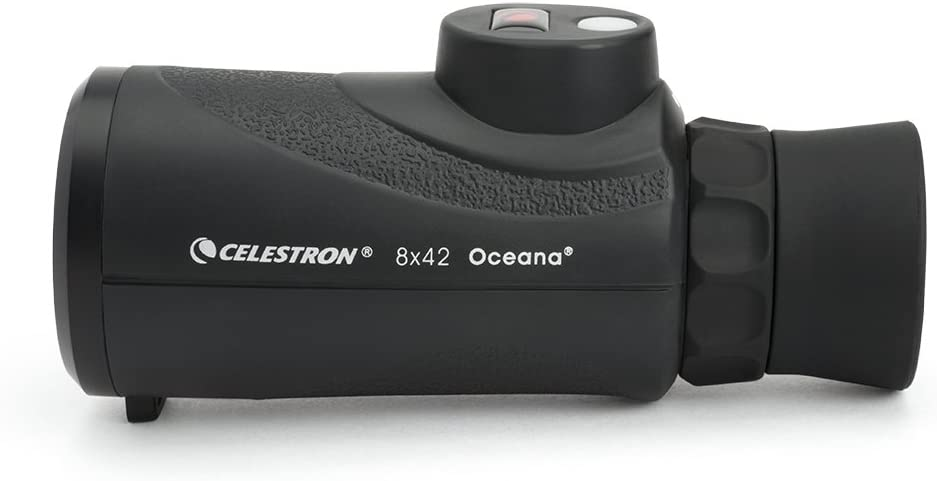 Amazon.com : Celestron Oceana 8x42 Monocular, Black : Celetron Oceana :  Electronics