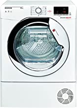 Hoover DX C10DCE-S Freestanding Front-load White 10 kg B DX C10DCE-S, Freestanding, Front-load, Condensation, White, Rotar...