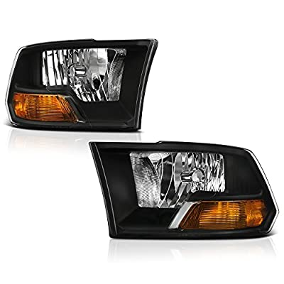 VIPMotoZ 2009-2017 Dodge RAM 1500 2500 3500 Headlights