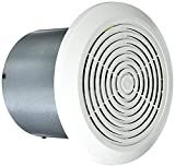 1 Piece 7' Ventline Bath Exhaust Fan w/White Cover for Mobile Home