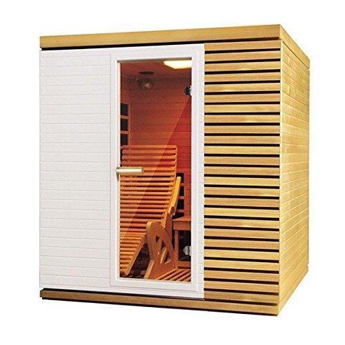 France Sauna Sauna a infrarossi Alto Duo Prestige