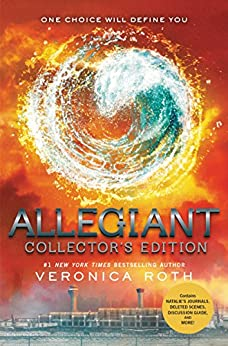 Allegiant Collector's Edition (Divergent Series-Collector's Edition Book 3) by [Veronica Roth]