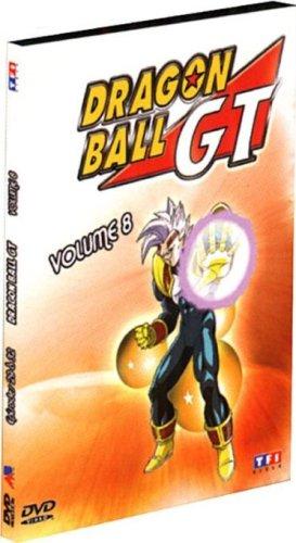Dragon Ball GT-Volume 08