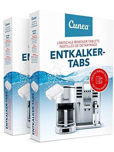 Entkalker Tabletten 16g pro Tab für Kaffeevollautomaten 40 Tabs - Kaffeemaschinen & Espressomaschine