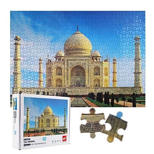 Puzzles Rompecabezas Taj Mahal