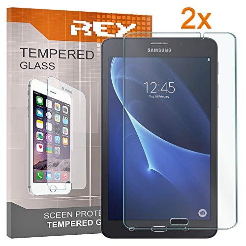 2X Protector de Pantalla para Samsung Galaxy Tab A 7