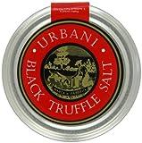 Italian Black Truffle Salt With Real Truffle Flakes - 3.5 Ounce - By Urbani Truffles. Made...