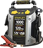 STANLEY J5C09 Portable Power Station Jump Starter: 1000...