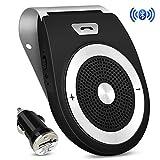 Best Bluetooth Car Speaker Phones - Bluetooth Handsfree Car Speaker - AUTO Power ON Review