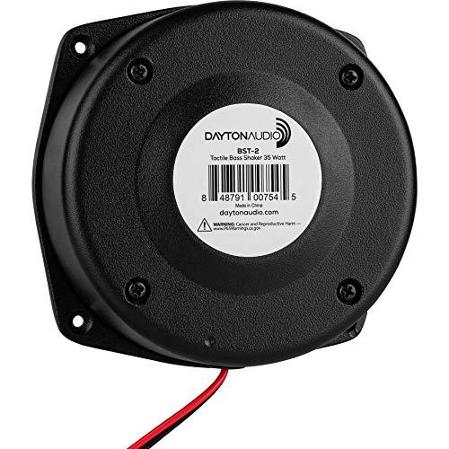 Dayton Audio BST-2 Tactile Bass Shaker 25 Watt