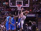Oklahoma City Thunder at San Antonio Spurs, Game 2