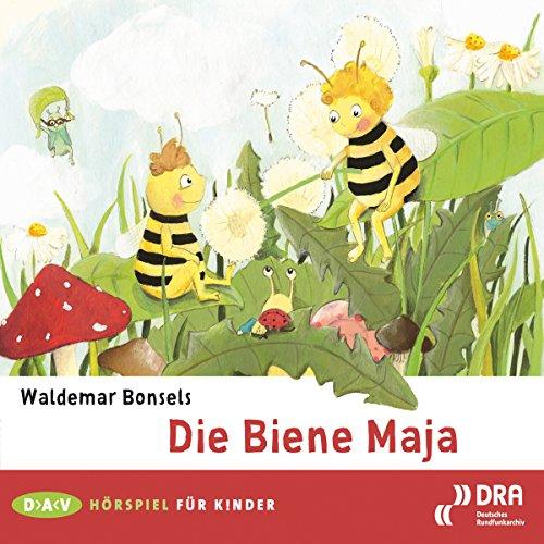 Die Biene Maja audiobook cover art
