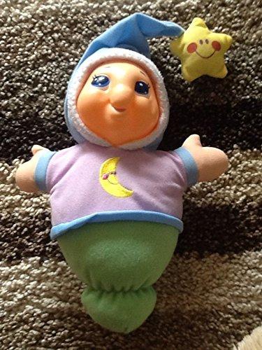 Playskool LULLABY Light up GLOWORM Toy Musical 2003