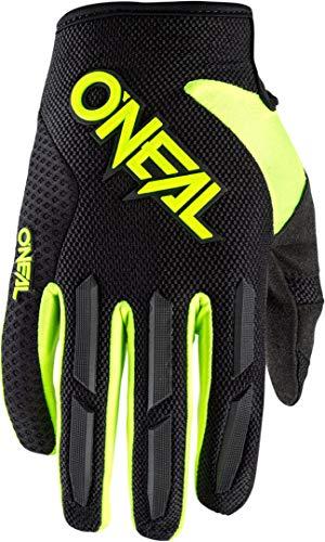 O'Neal Element Kinder Handschuhe Moto Cross MX MTB, Neon Gelb, M, E030