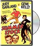 DVD cover: Summer Stock