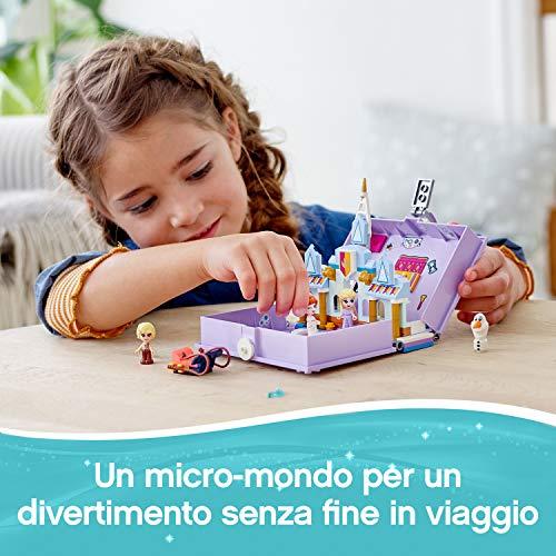 LEGO Disney Princess - Cuentos e Historias: Anna y Elsa (43175)