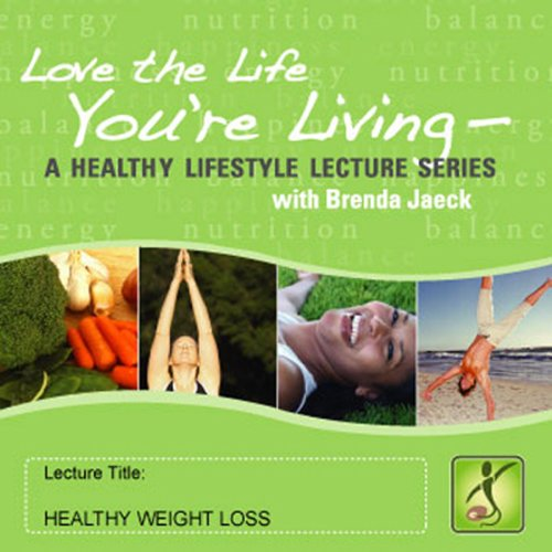 Healthy Weight Loss audiobook cover art