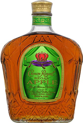 Crown Royal Regal Apple 0,7L (35% Vol.)