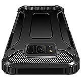 SAMSUNG Galaxy S8 ケース 耐衝撃360全面保護 超耐久落下防止 米軍MIL規格 TPU+PC アイフォン ……