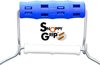 ROYAL BLUE Bucket Wrangler by Snappy Grip - Ergonomic Handle Hook Attaches Without Removing Original Bucket Handle For Ease & Comfort! (1)