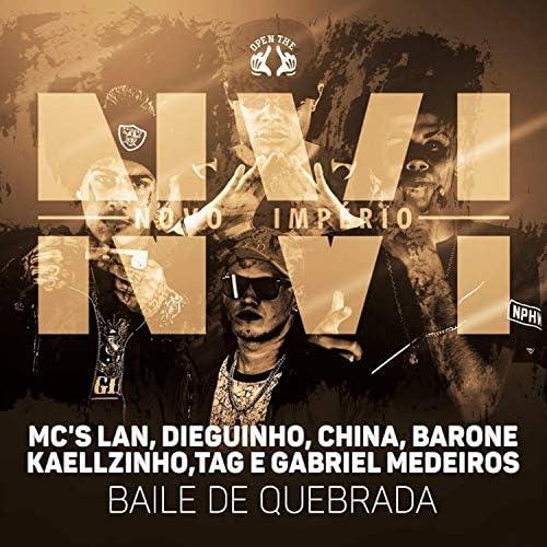Mc Lan, MC Dieguinho, Mc China, Mc Barone, Mc Kaellzinho, MC Tag & Gabriel Medeiros