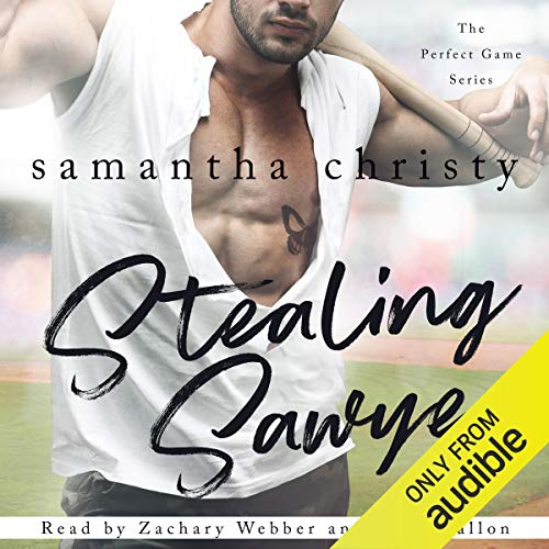Stealing Sawyer audiobook cover art