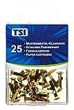 TSI 48348 Musterbeutelklammern, 25er Packung