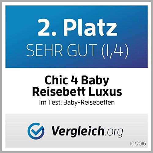 CHIC 4 BABY Reisebett Luxus - 2
