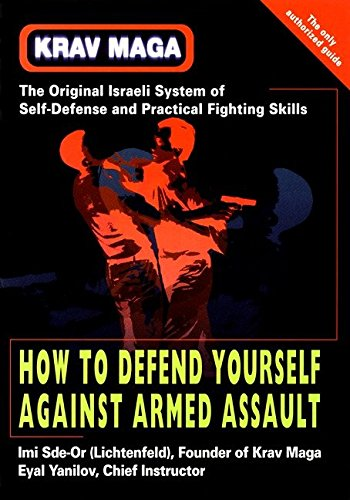 Image OfKrav Maga: How To Defend Yourself Against Armed Assault
